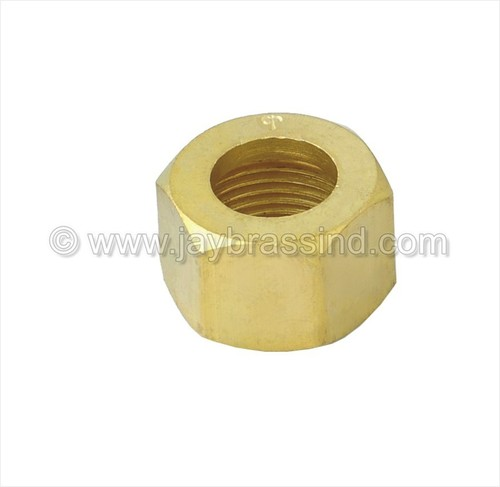 Brass Hex Nut