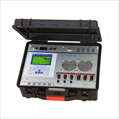 Portable Three Phase Waveform Generator
