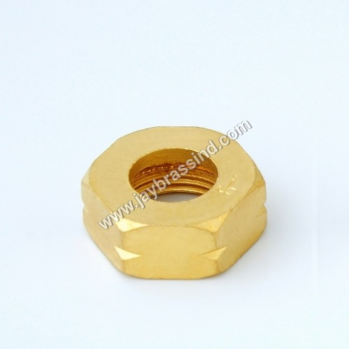 Brass FECV Nut