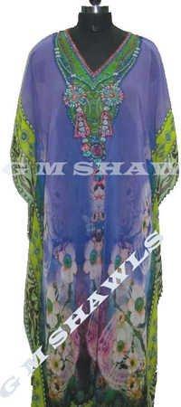 Silk Kaftan