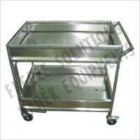 Clean Glass Trolley