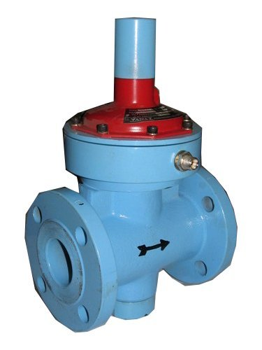 Slam Shut-Off Valve