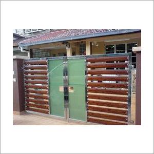 Residential Main Gate