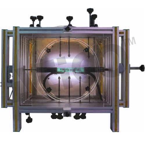 Photoelasticity Unit with Strain Gauges Measurement System