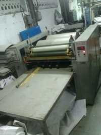 Nonwoven D cut Bag Printing Machine