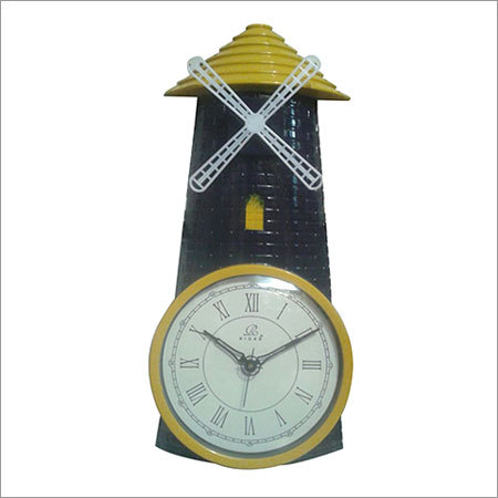 Wind Mill Clock