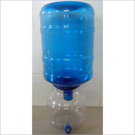 Pet Jar Plastic Dispenser