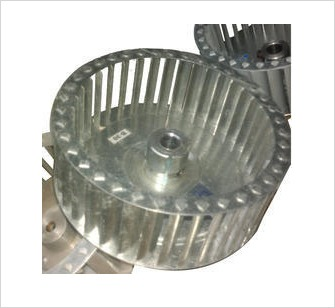 Curved Impeller