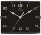 Black Style Icon Clock