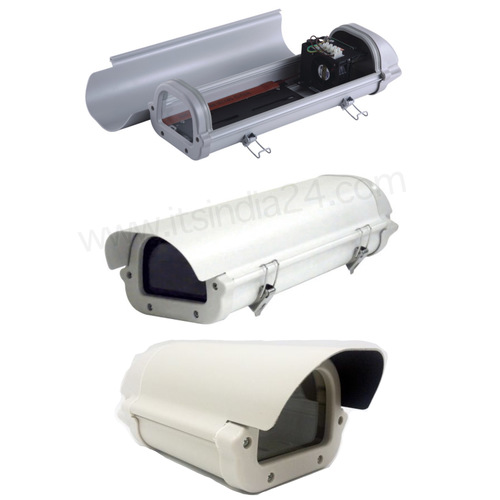 CCTV Housing Side lock