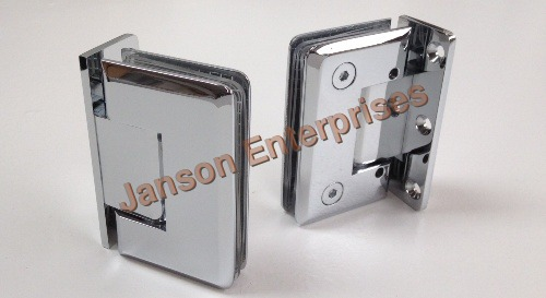 Wall to Glass 90 Off Set Hinge