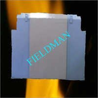 Front Cover for Induction Furnaces