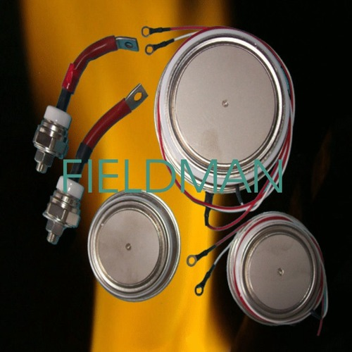 Thyristors for Induction Furnaces