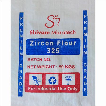 Zircon Flour Premium Grade