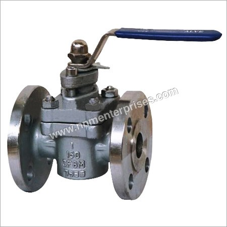 PTFE Sleeved Plug Valves