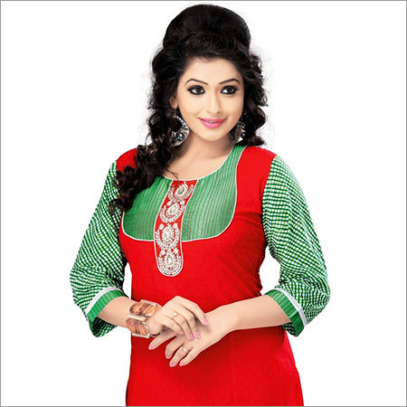 Fashion Designer Cotton Kurti