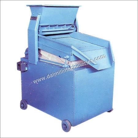 De-Stone Separator Machine