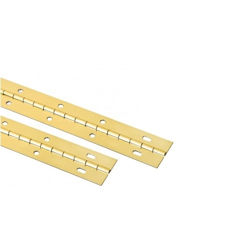 Solid Brass Piano Hinges