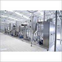 Industrial Multi Effect Evaporator