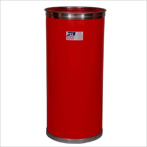 Polyethylene Silver Cans