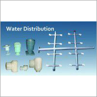 Cooling Tower Water Distribution System