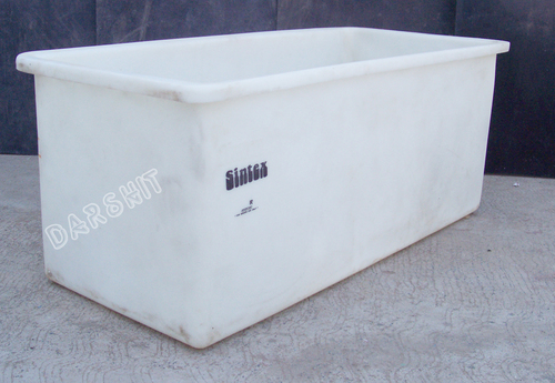 Sintex Rectangular Electroplating Tank
