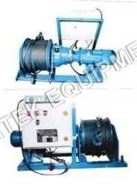 Single Phase Electric Winches