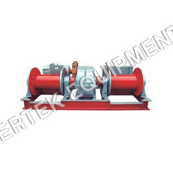 Double Drum Electric Winches