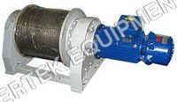 Industrial Power Winch