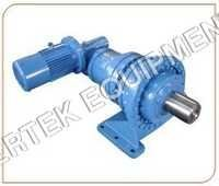 Heli Worm Geared Motor