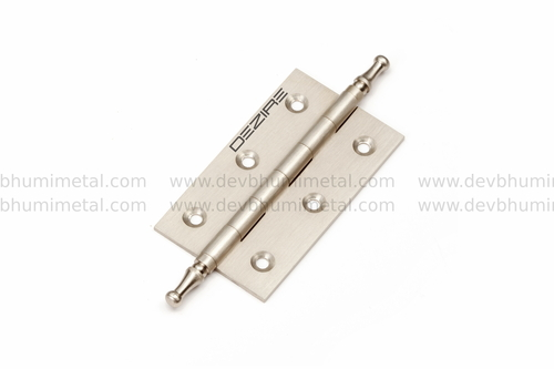 1.5mm Brass Crown Hinges