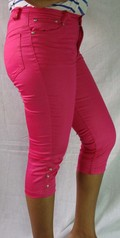 Silky Stretchable Lycra Ladies Caprice