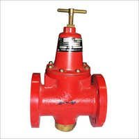 Low Pressure High Flow Regulator