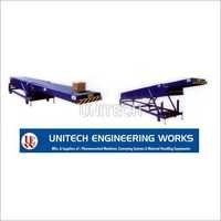 Telescopic Truck Loading Unloading Conveyor