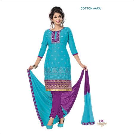 Traditional Cotton Salwar Suit