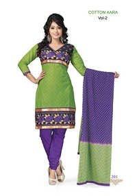 Casual Cotton Salwar Suit