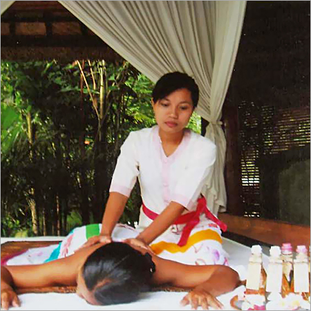 Balinese Body Massage