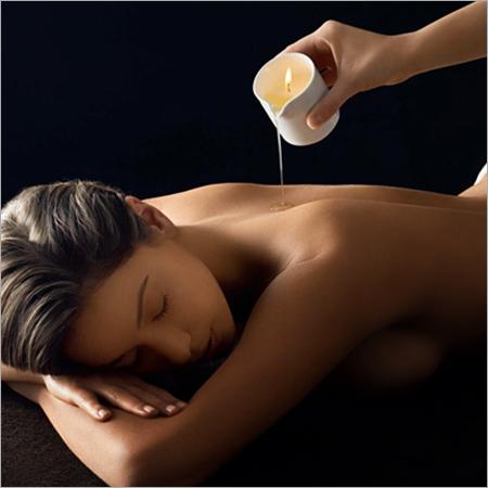 Candle Body Massage