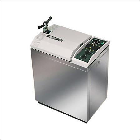 Semi Automatic Laboratory Autoclave
