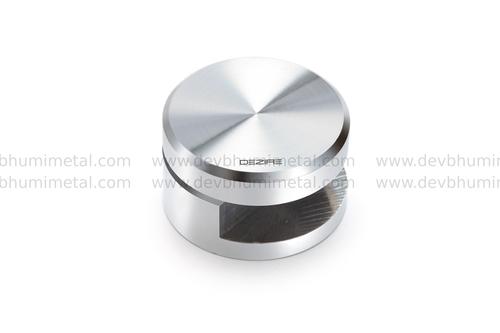 Brass Round Mirror Brackets
