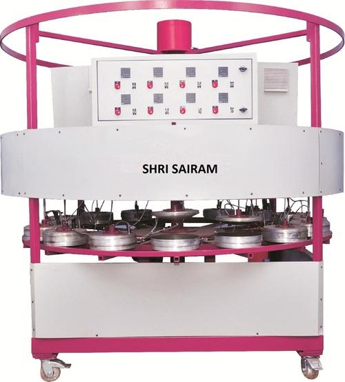 Khakhra Rosting Machine