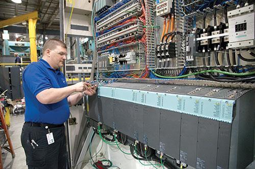 Retrofitting cnc services