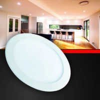 Circular LED Panel Downlight