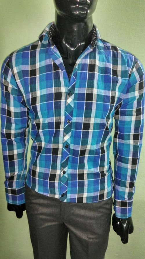 Twill Check Shirts