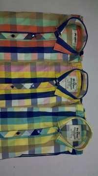 Rainbow Colored Shirts