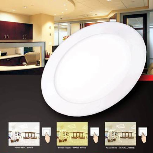 LED Panel Downlight 3in1