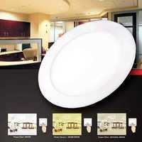 3 Color LED Downlight