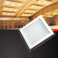 LED Glass Panel Downlight