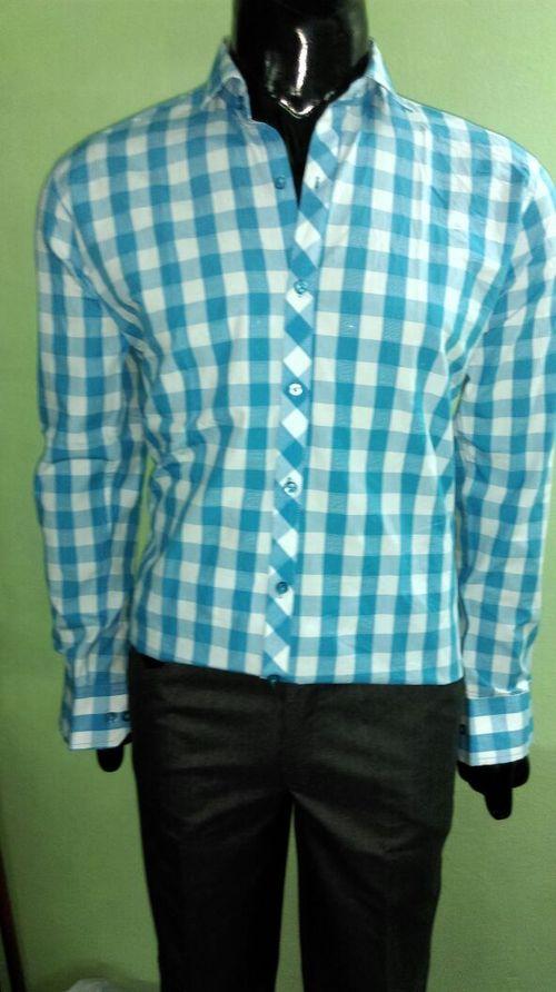 Twill Check Shirt 1