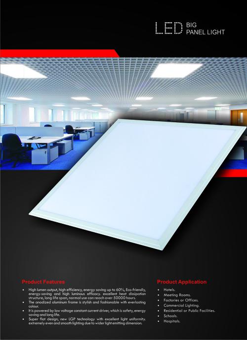 LED Big Panel Light